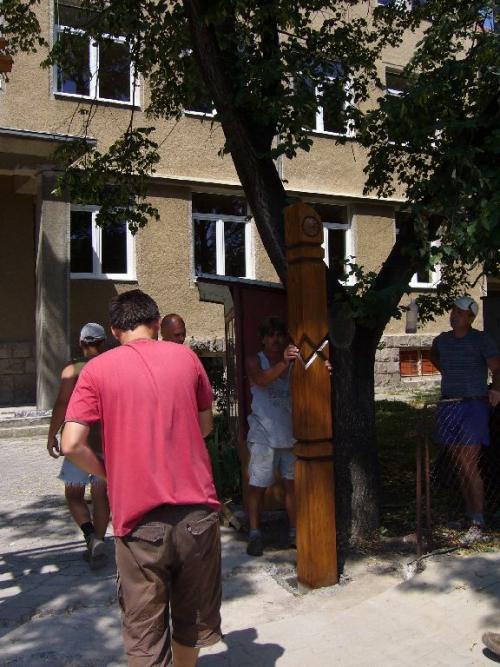 Iskola kapuja