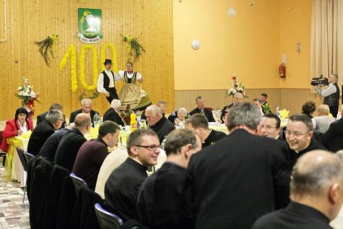 Dombi Ferenc 2015. január 4 -i centenáriuma